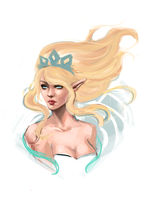 janna from lol by acorns