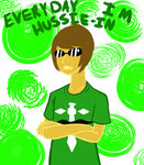 Everyday Im Hussie-In by Lolalilacs