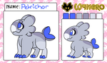 Petrichor the Wyngling (Approved!) by SmallTimidBean