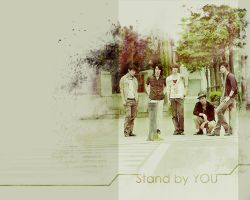DBSK stand by YOU by Neelsn
