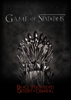 Spoon Throne by tedil