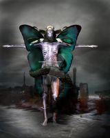 dissociated angel-revelation by Asp-in-the-Garden