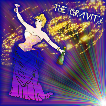 The Gravity Art Cover 1 by Hotora13