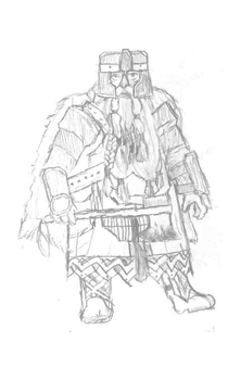 Thorin by TheMagicalFish