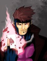 gambit by wolverineofcomixvn