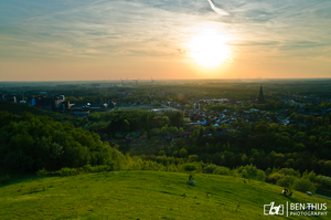 view on city by BenThijs