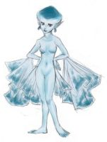 Princess Ruto by bluestraggler