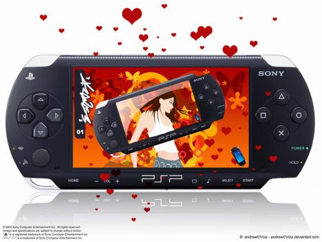 PSP Fusion by andrew01riza