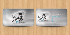M.Solutions Card 2 by fewela