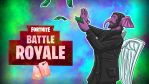 Fortnite BR Gorilla-John by LordMaru4U