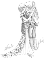 Edmund and Areal by Rythea
