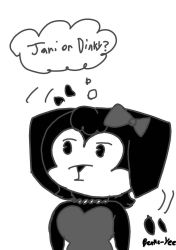 Dinky's identity crisis by Beatle-Yee