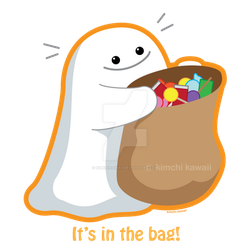 It's in the Bag by kimchikawaii