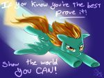 show the world YOU CAN do it! by Daughter-of-Fantasy