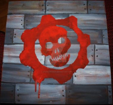 GOW Symbol by AtomicPeanut