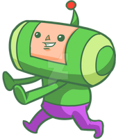 katamari by TheCartoonLoon