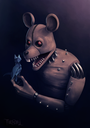 Monster by turn-tail
