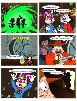 Dogstar: Chapter 6 - Page 11 by BVW