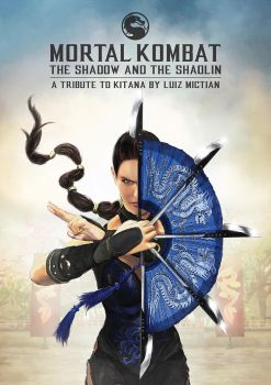 MK: The Shadow And The Shaolin (linkBELOW) by LuizMictian