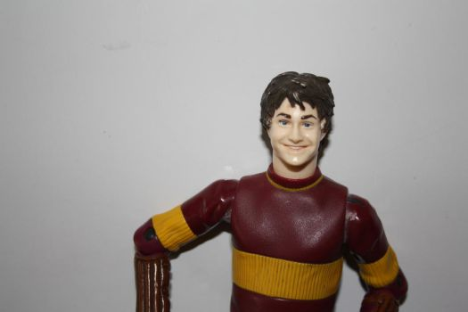 HP Awesome Quidditch Action Figure by Makki-Summer