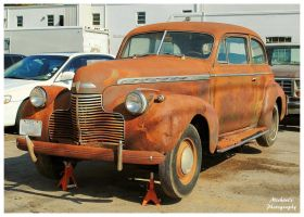 A Very Rusty Chevrolet by TheMan268