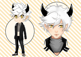 .:.{Demon Adoptable AUCTION -CLOSED-}.:. by Drakyblack
