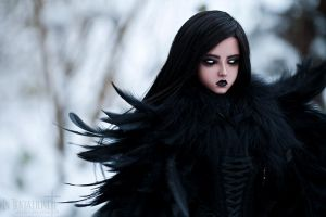 Cold as Ice by AraDolls