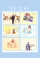 PackPSD#3 - My Beautiful Wallpapers by SeoLiliHyun