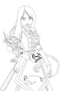 Alice Madness Returns by 86Nemesi