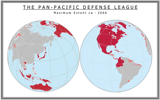 Pan-Pacific Defense League (WttNW) by Charles471