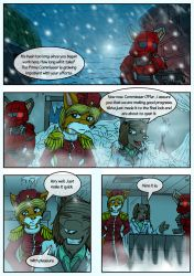 Chronicles of Polaris preview page 1 of 3 by MikeOrion