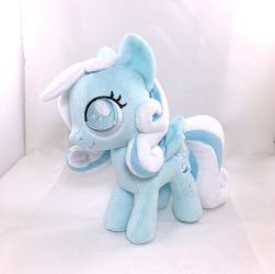Snowdrop Filly by PlanetPlush