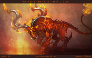 Heroes of Newerth 2.5.20 Patch by Moonymage