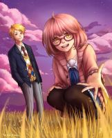 Beyond the Boundary by Winterleigh