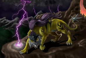 Raikou: Beast of Thunder