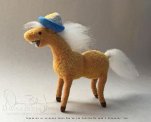 James Baxter the Horse by FamiliarOddlings
