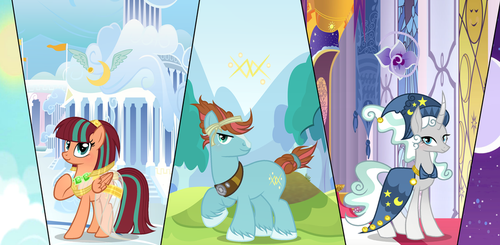 MLP FIH [Next Gen] New Legends of Magic by VelveagicSentryYT