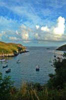 Solva Harbour by Nergling