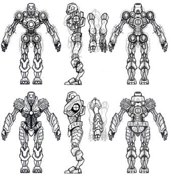 IG Robot Character Sheet 03 by nato2469
