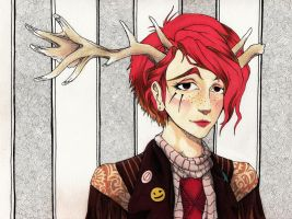 Antlers by Seltivo