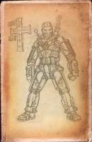 Steampunk Iron Man by Promus-Kaa