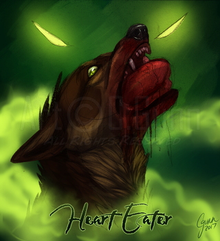 Heart Eater by InstantCoyote