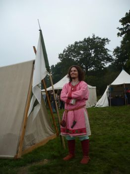 Hastings Pink Anglo-Saxon by Symbelmune