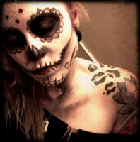 Day of the dead by artifexxx