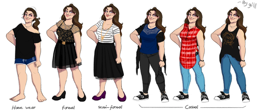 Outfits meme by gilll