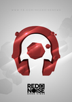 Red Noise | Promo poster A4 by johny01