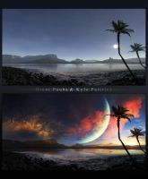 OtherWorld Wallpaper pack by BPauba
