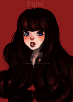Little Red by Dreachie