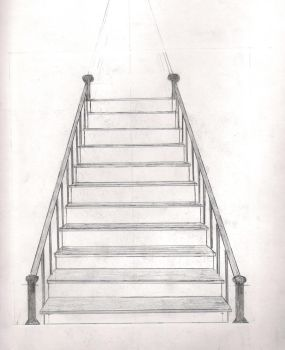 Stairs by xSABINEx