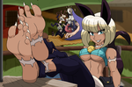 Soles Over Little Innsmouth by MostlyFunStuff